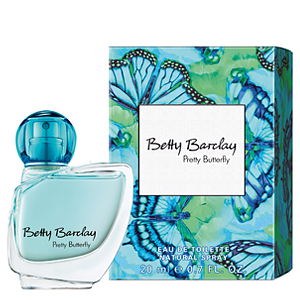 Betty Barclay Pretty Butterfly EDT 20 ml pentru femei
