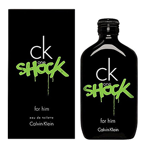 Calvin Klein CK One Shock For Him EDT 20 ml pentru barbati