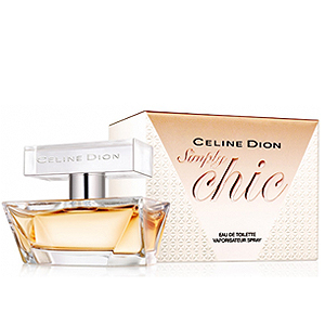 Celine Dion Simply Chic 15 ml EDT