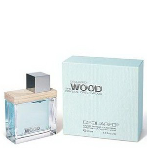 Dsquared2 She Wood Crystal Creek Wood EDP 30 ml pentru femei