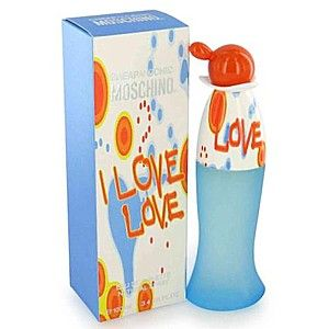 Moschino Cheap And Chic I Love Love EDT 100 ml pentru femei
