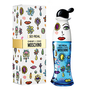 Moschino Cheap And Chic So Real EDT Tester 100 ml pentru femei