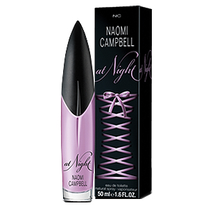 Naomi Campbell At Night EDT 50 ml pentru femei