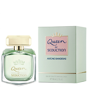 Antonio Banderas Queen of Seduction EDT 80 ml pentru femei