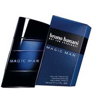 Bruno Banani Magic Man EDT 50 ml pentru barbati