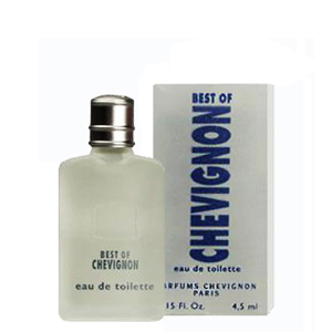 Chevignon Best of Chevignon EDT mini 4,5 ml pentru barbati