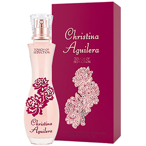 Christina Aguilera Touch Of Seduction EDP 15 ml pentru femei