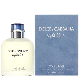 Dolce&gabbana Light Blue Pour Homme Edt Tester 125