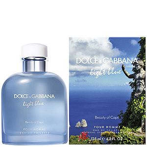 Dolce&Gabbana Light Blue Beauty of Capri EDT 125 ml pentru barbati