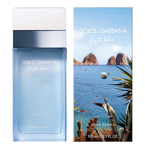Dolce&Gabbana Light Blue Love in Capri EDT 50 ml pentru femei