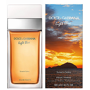 Dolce&Gabbana Light Blue Sunset in Salina EDT Tester 100 ml pentru femei
