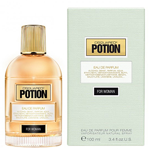 Dsquared2 Potion For Woman EDP 100 ml pentru femei