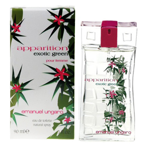 Emanuel Ungaro Apparition Exotic Green EDT 90 ml pentru femei