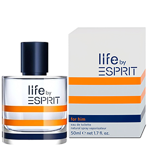 Esprit Life by Esprit For Him EDT 30 ml pentru barbati