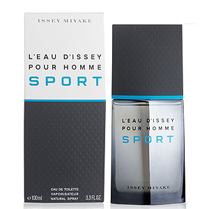 Issey Miyake L'eau D'Issey Pour Homme Sport EDT 50 ml pentru barbati
