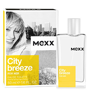 Mexx City Breeze Woman EDT 30 ml pentru femei