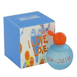 Moschino Cheap And Chic I Love Love EDT mini 4,9 ml pentru femei