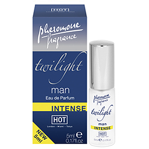 HOT Twilight Intense Man Pheromone EDP 5 ml pentru barbati