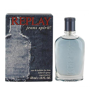 Replay Jeans Spirit! For Him EDT 50 ml pentru barbati