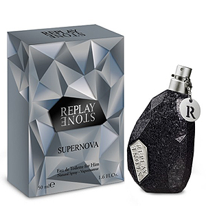 Replay Stone Supernova For Him EDT 30 ml pentru barbati
