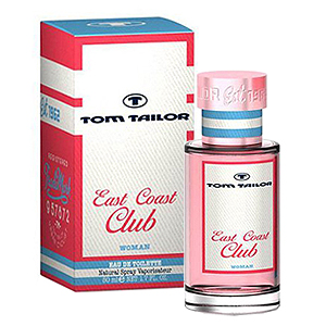 Tom Tailor East Coast Club Woman EDT 30 ml pentru femei