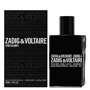 Zadig & Voltaire This Is Him! EDT 50 ml pentru barbati